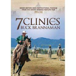 7 Clinics with Buck Brannaman: Lessons on Horseback - DVD Set 2
