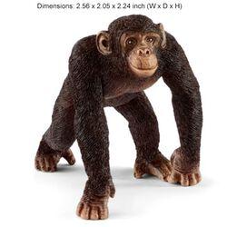 Schleich Chimpanzee Male Kids' Toy