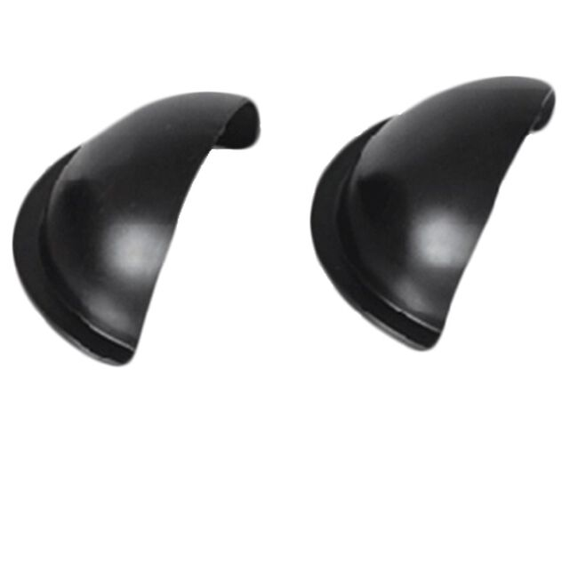 Jacks Sew On Blinker Cup Replacements Black image number null