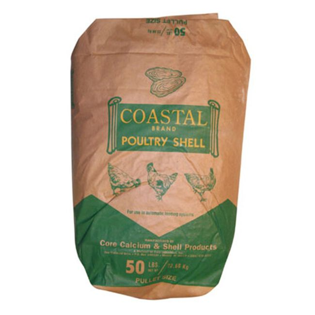 Coastal Brand Oyster Shell image number null