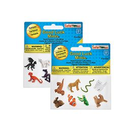 Safari Good Luck Fun Pack Toys