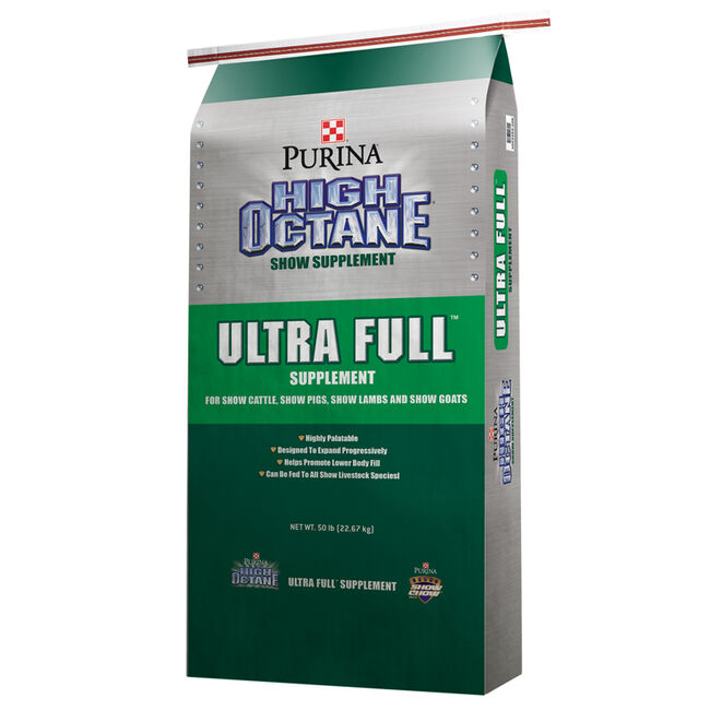 Purina Honor Show Chow High Octane Ultra Full Supplement  image number null