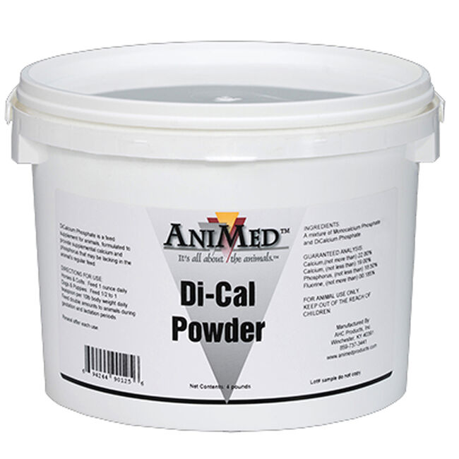 Animed Di-Cal Powder  image number null