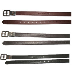 HDR Triple Covered Close Contact Stirrup Leathers
