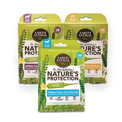 Earth Animal Nature's Protection Spot On Treatment