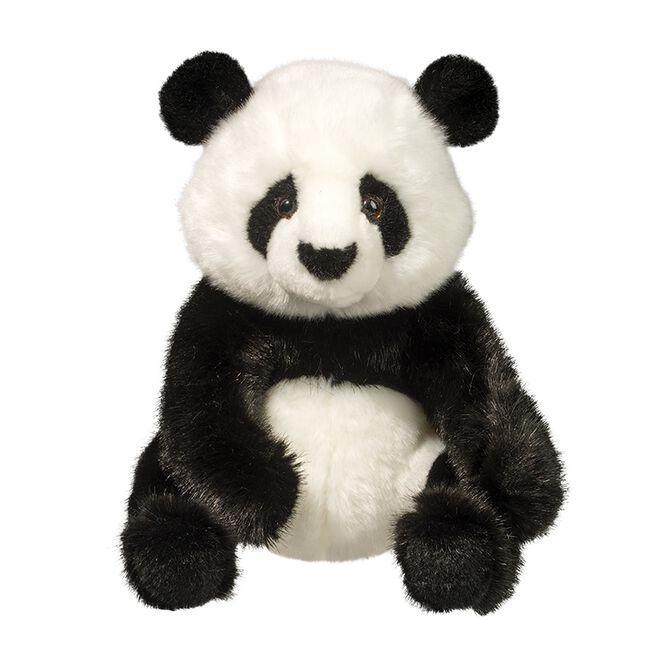 Douglas Paya Panda Plush Toy image number null