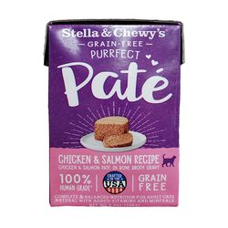 Stella & Chewy's Perfect Pates Chicken and Salmon Medley Wet Food - 5.5 oz