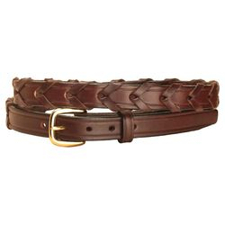 Tory Leather Laced Belt