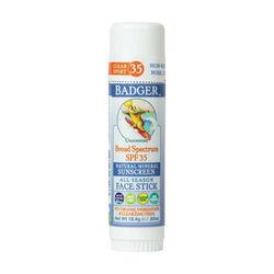 Badger Clear Sunscreen Stick SPF 35
