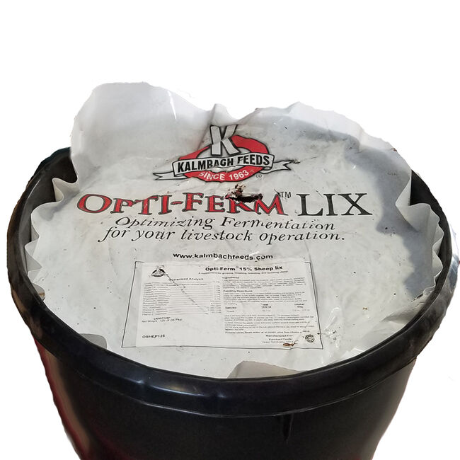 Kalmbach Opti-Ferm Lix 15% Sheep Mineral image number null
