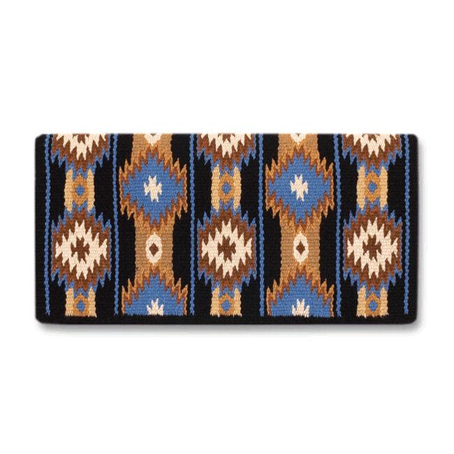 Mayatex 2x2 Saddle Blanket - Brown image number null