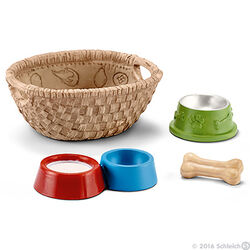 Schleich Feed for Cats and Dogs