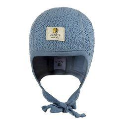 Janus Crinkle Wool Baby Hat