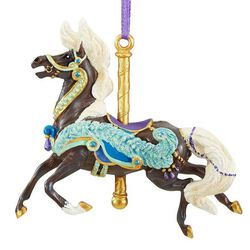 "Breyer ""Plume"" 2019 Carousel Ornament"