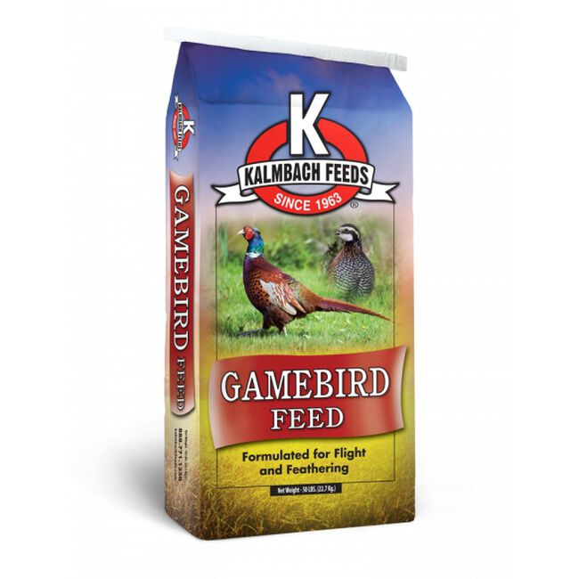 Kalmbach Feeds Game Bird Breeder Plus Primalac Feed  image number null