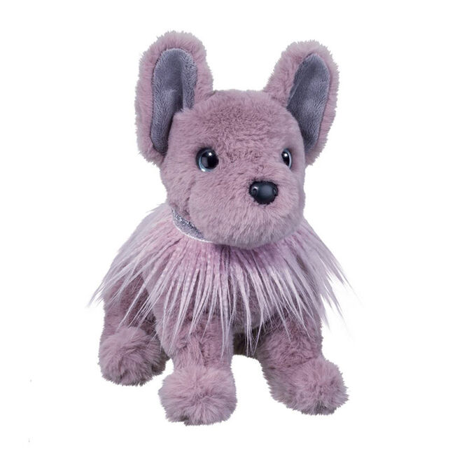 Douglas Lilac French Bulldog Fur Fuzzle image number null