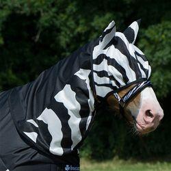 Bucas Buzz Off Zebra Neck Cover