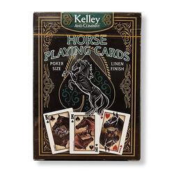 Kelley Equestrian Playing Cards Single Deck