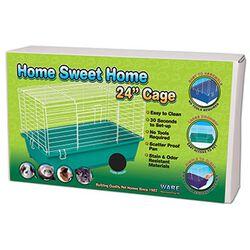 """Ware Home Sweet Home 24"""" Small Animal Cage"""