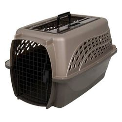 Petmate 2 Door Dog and Cat Kennel