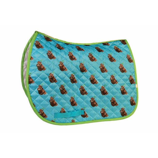 Union Hill Printed Baby Pads - Sloth image number null