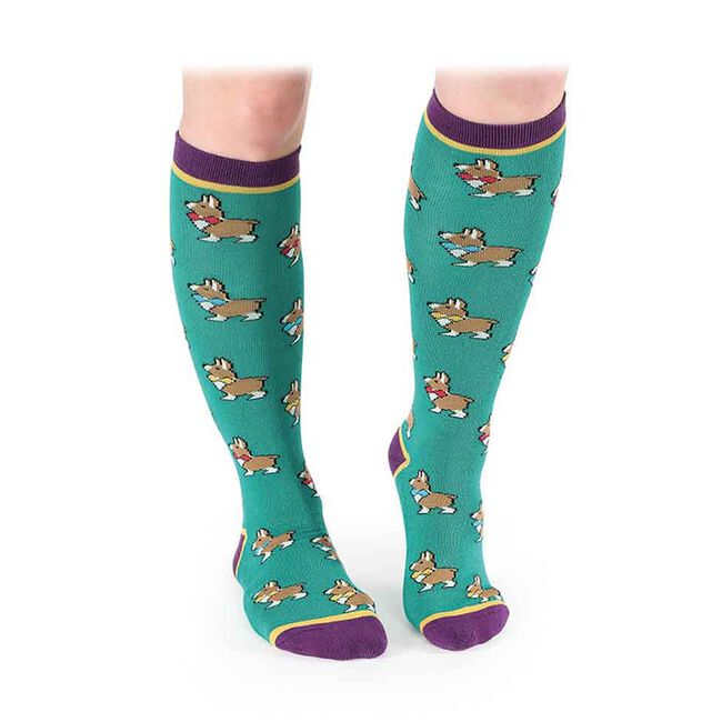 Shires Everyday Women's Sock - Corgi image number null
