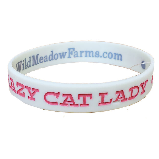 """Wild Meadow Farms Fur Baby Bands """"""""Crazy Cat Lady"""""""""""" image number null"""
