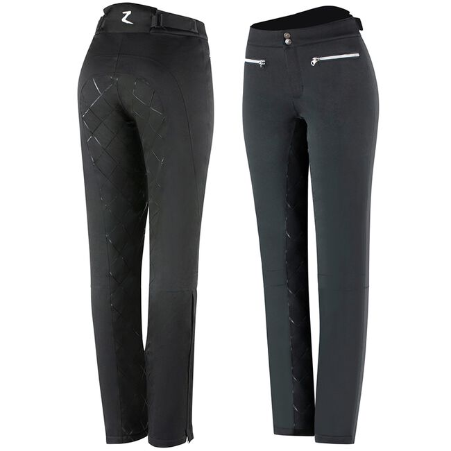 Horze Adeline Women's Silicone Padded Breeches image number null