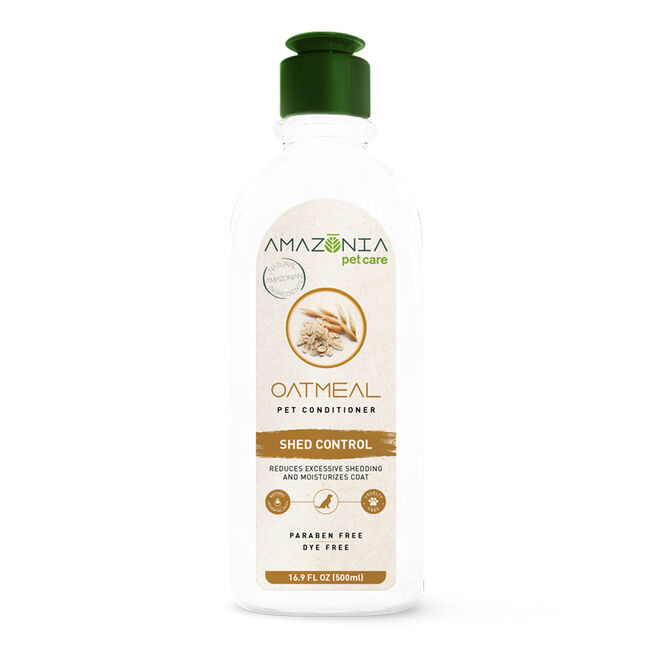Amazonia Pet Care Vegan Oatmeal Conditioner for Dogs image number null