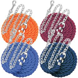 """Perri's 1/2"""" Lead with Chain Solid Colors"""