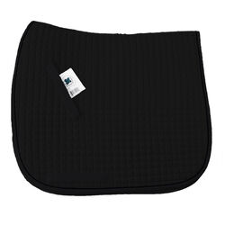 PRI Cotton Quilted Dressage Square Pad Extra Long