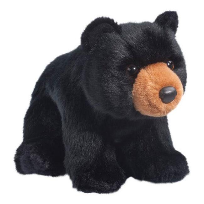 Douglas Almond Black Bear Plush Toy image number null
