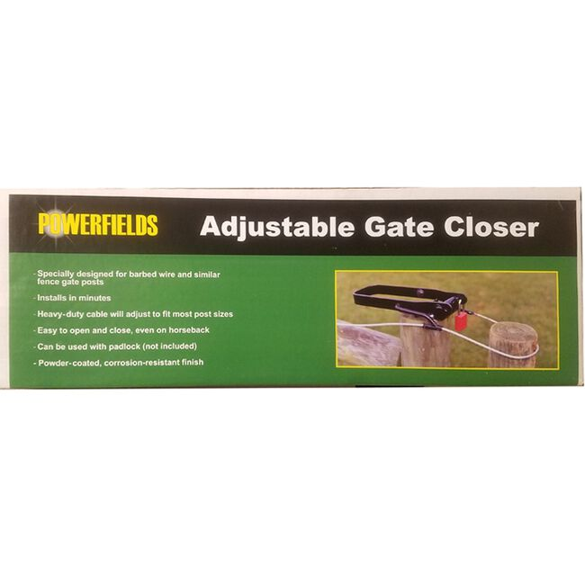 Powerfields Adjustable Gate Closer image number null