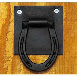 Horseshoe Cross Tie Rings