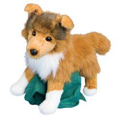 Douglas Sheba Collie Plush Toy