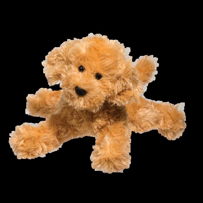 Douglas Carm Labradoodle Plush Toy image number null