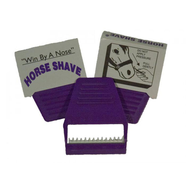 Tail Tamer Horse Nose Shaver Single image number null