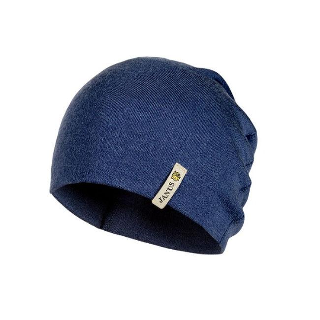 Janus Merino Wool Kid's Beanie - Blue image number null