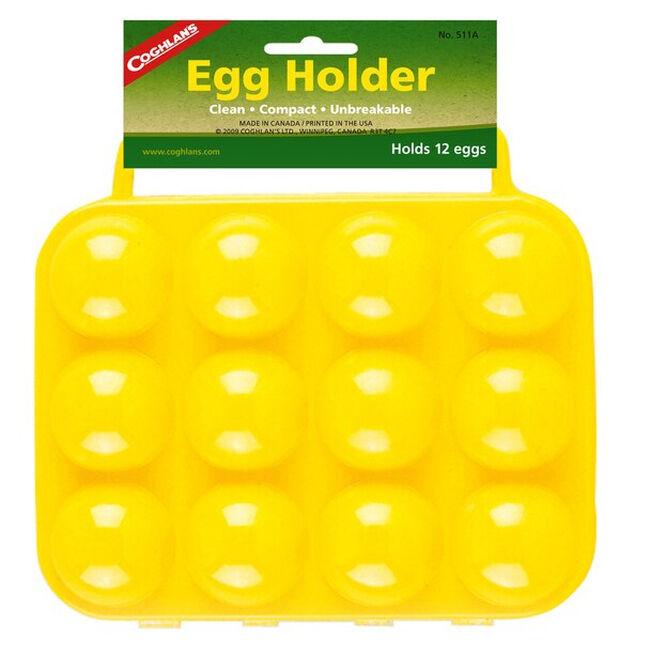 Coghlan's 1 Dozen Plastic Egg Holder image number null