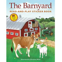 Barnyard Read And Play Stickers