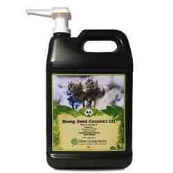 Silver Lining Herbs Hemp Seed-Coconut Oil