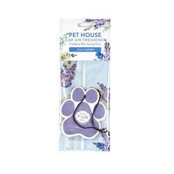 Pet House Candle Lilac Garden Car Air Freshener