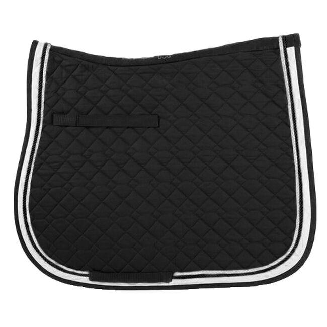 KL Select Full Dressage Saddle Pad-Black image number null