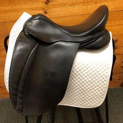 Used Hulsebos WB3 Dressage Saddle