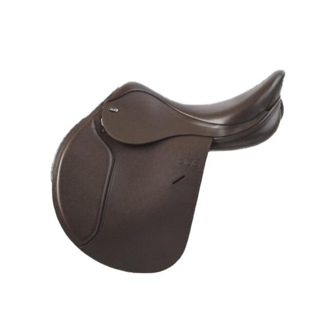 Tekna Club Saddle Quik-Change Smooth Saddle - Brown image number null