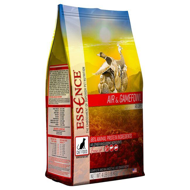 Essence Air & Gamefowl Recipe Dry Cat Food image number null