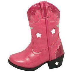 Smoky Mountain Austin Lights Kids' Western Boots