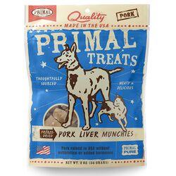 Freeze Dried Pork Liver Munchies