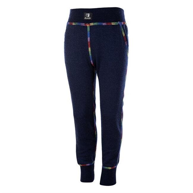 Janus Wool Kids' Rainbow Sweatpants - Blue image number null