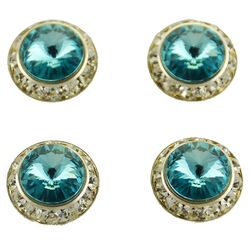 Finishing Touch of Kentucky Light Turquoise Stone Magnetic Tack Pins